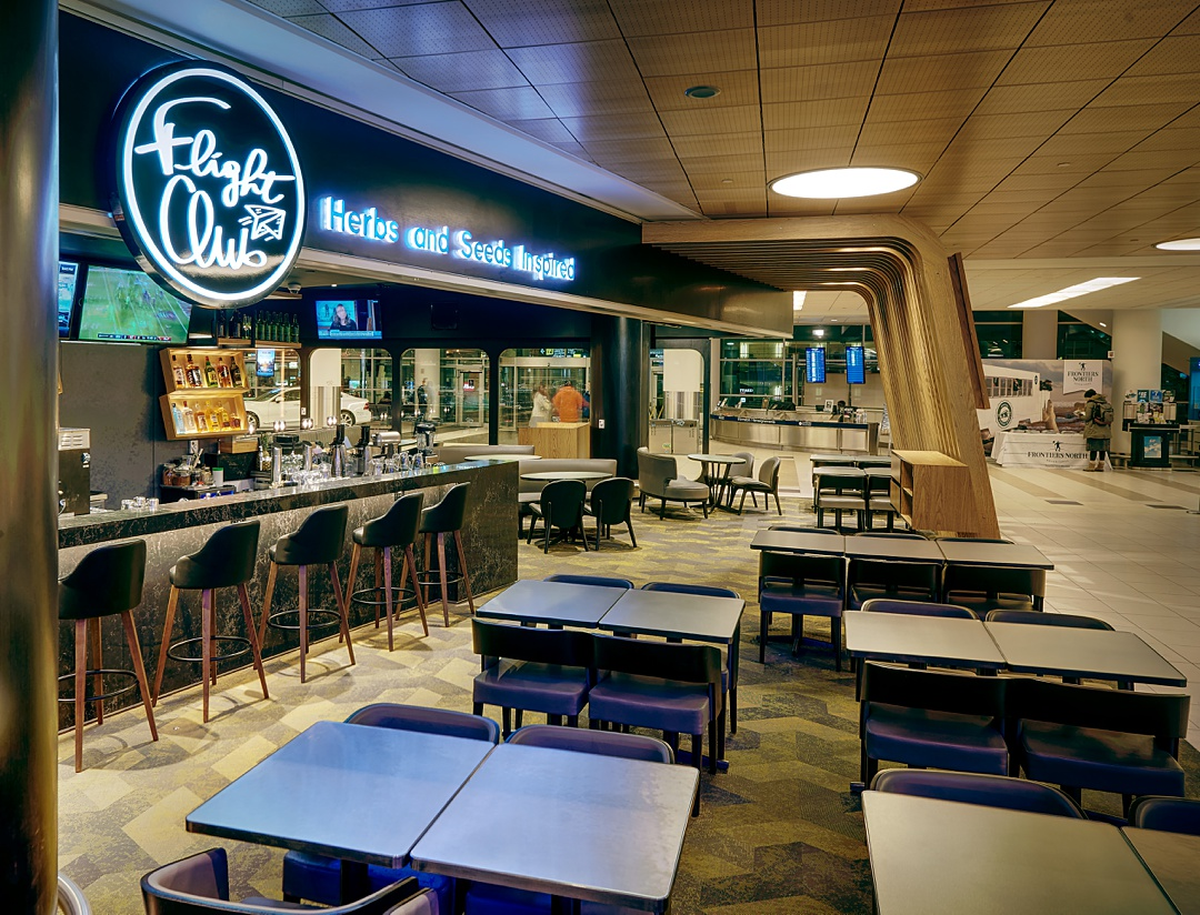 Winnipeg Airport Restaurant