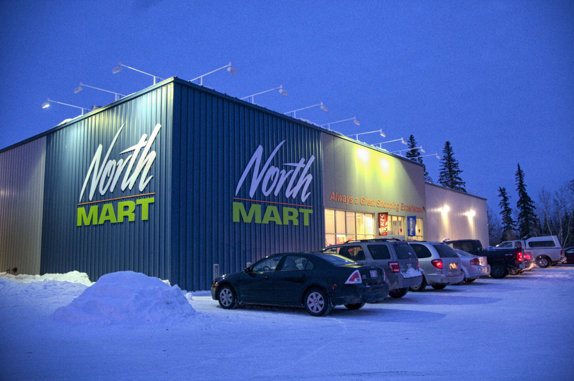 The North Mart