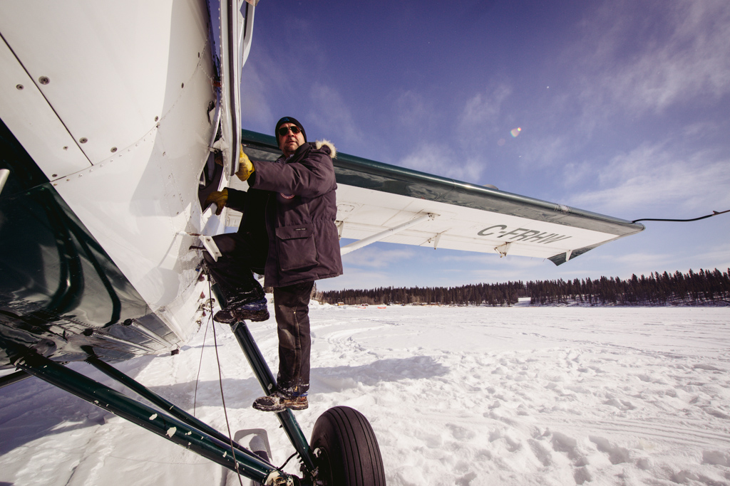 Northern Manitoba Bush Plane